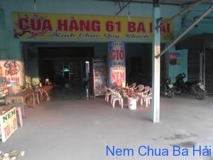 Nem chua Ba Hải